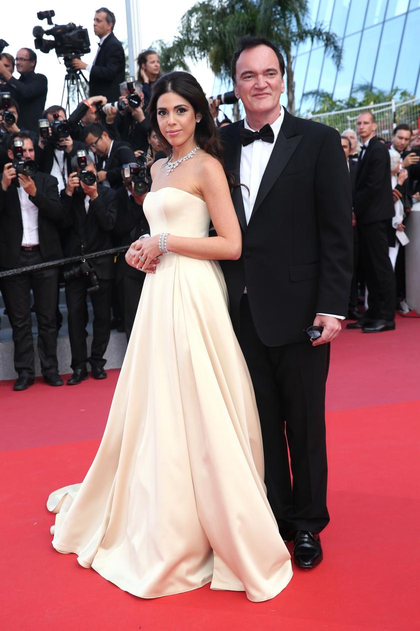 2019-ben a cannes-i filmfesztiválon ők voltak az egyik legszebb pár a vörös szőnyegen.