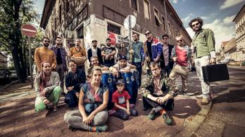 Egy ghánai utazás szülte Magyarország első afrobeat-lemezét