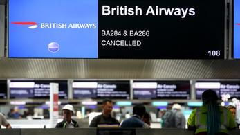 A British Airways, a Lufthansa és a Ryanair több száz járatát törli a koronavírus miatt