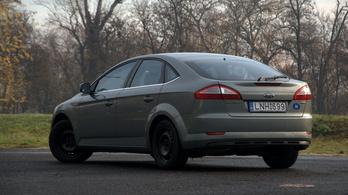 Használtteszt: Ford Mondeo TDCI - 2009