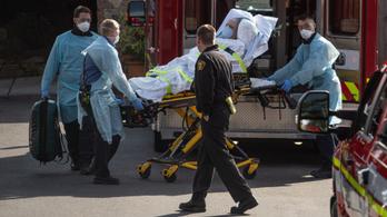 Koronavírus: négy újabb áldozatot jelentettek Washington államból