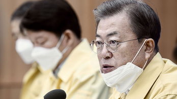 Dél-Korea hadba lépett a koronavírus ellen – ez történt az éjszaka