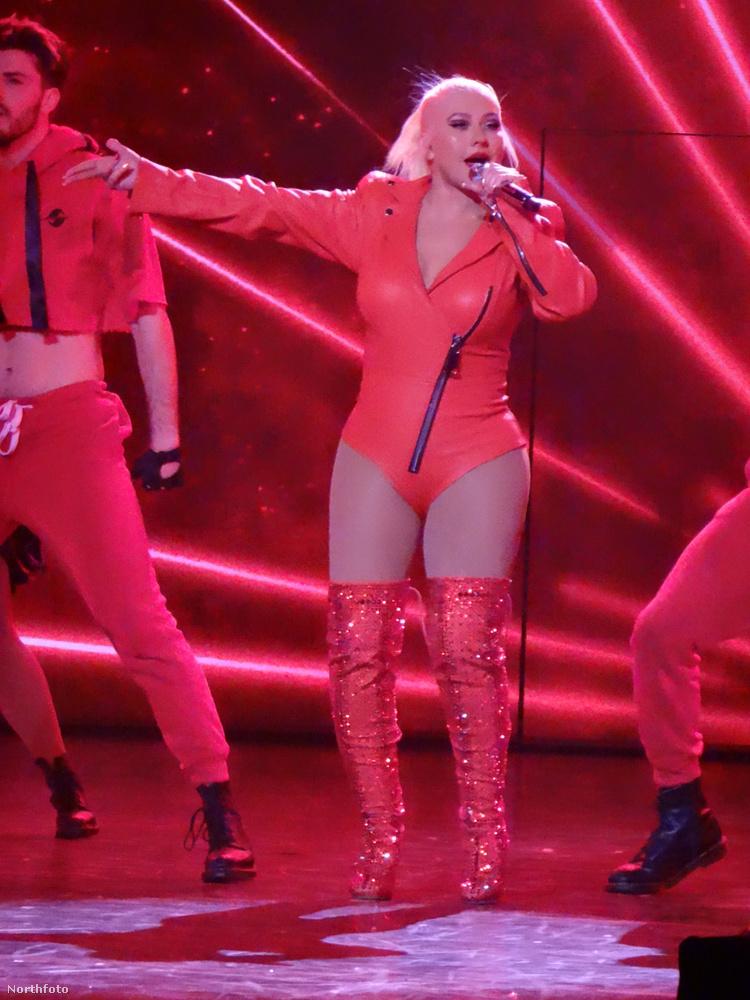 Tavaly júniusban érkezett a hír, hogy Christina Aguilera rezidens lesz Las Vegasban