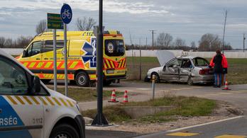 Két halálos baleset is történt reggel