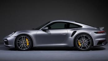 Tovább erősödött a Porsche 911 Turbo S