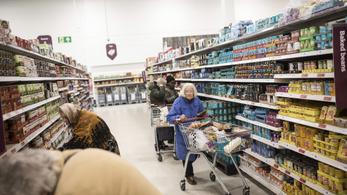 Koronavírus: az áruházak szerint indokolatlan az otthoni felhalmozás