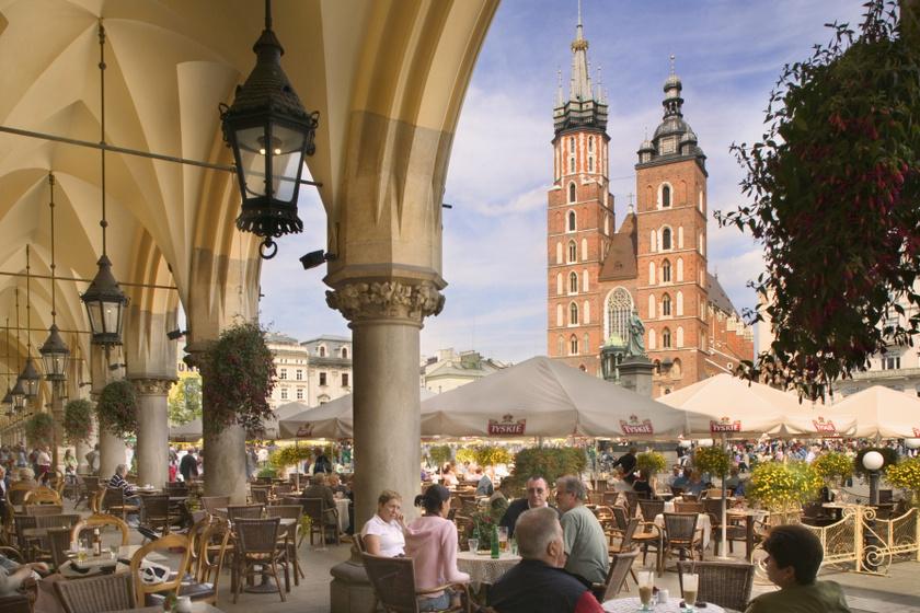 Oda-vissza 14 ezerből megfordulhattok a lengyel városból: Krakkóba megéri elutazni