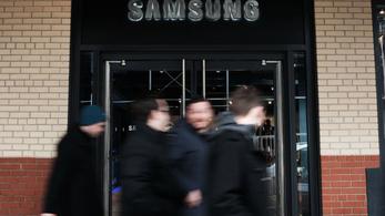 Samsung telefonból adtak el a legtöbbet 2019-ben