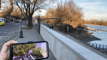 Vitézy: Nem lesz Szentendrén kerékpáros híd