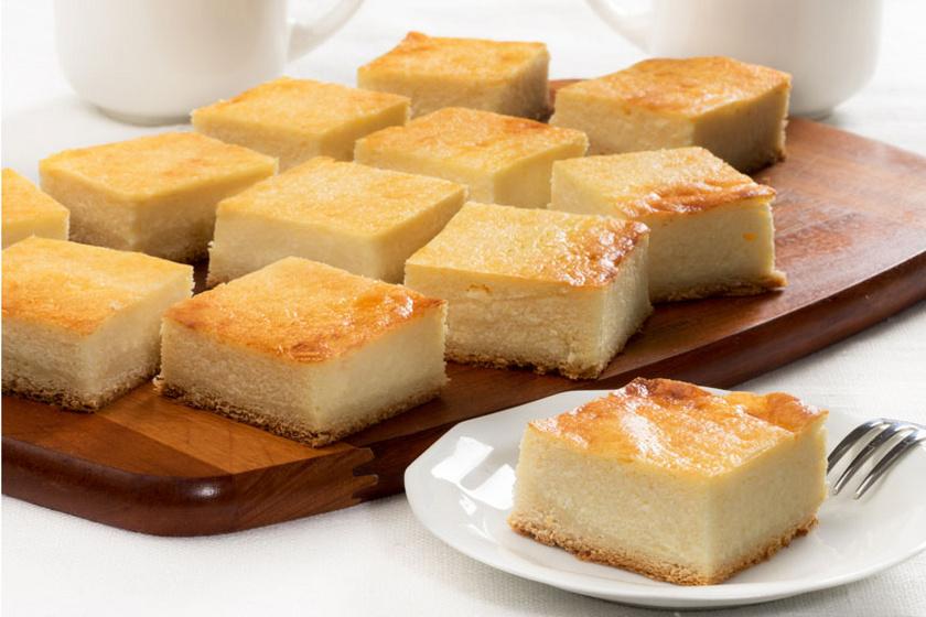 Illatos, vaníliás pite a mama receptje alapján – A tésztája olyan puha, mintha felhőbe harapnánk