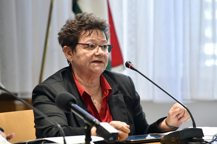 Cecília Müller, Hungary's Chief Medical Officer