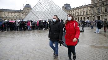 Újra megnyitott a Louvre, a Mona Lisa termét máshogy fogják felügyelni