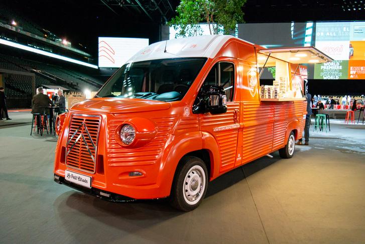 A Jumperhez megvehető Type H furgon panelkészlet zseniális
