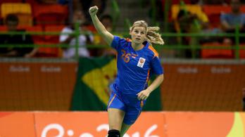 Német válogatottak után holland világbajnokot szerződtetett a Fradi kézicsapata
