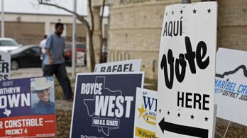Szuperkedd: Biden nyerte Texast is, kilenc államban győzött, Sanders vezet Kaliforniában