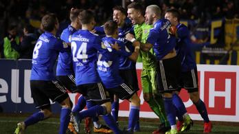 Először jutott be negyedosztályú csapat a Német Kupa elődöntőjébe