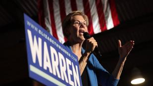 Elizabeth Warren is támogatja Joe Biden elnökjelöltségét