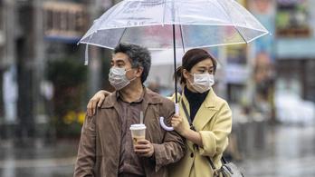 Koronavírus: tovább csökkent az új fertőzöttek száma Kínában