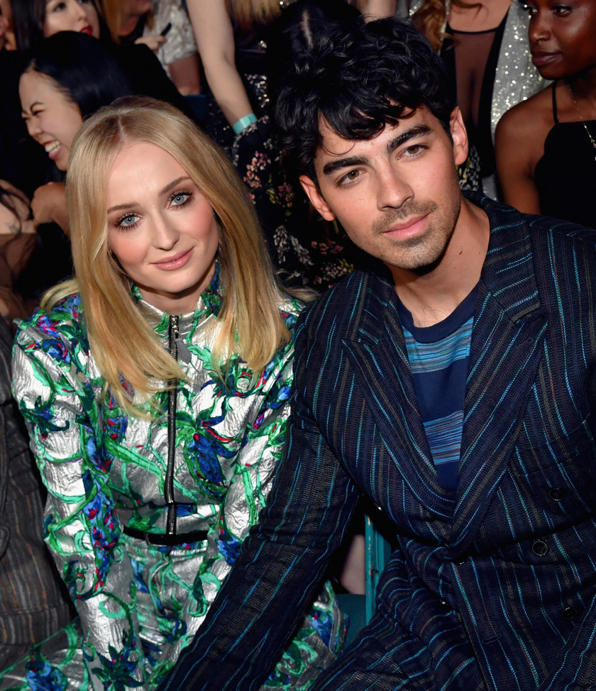 Sophie Turner és Joe Jonas.
