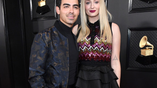 Kiderült, fia vagy lánya lesz Sophie Turnernek és Joe Jonasnak
