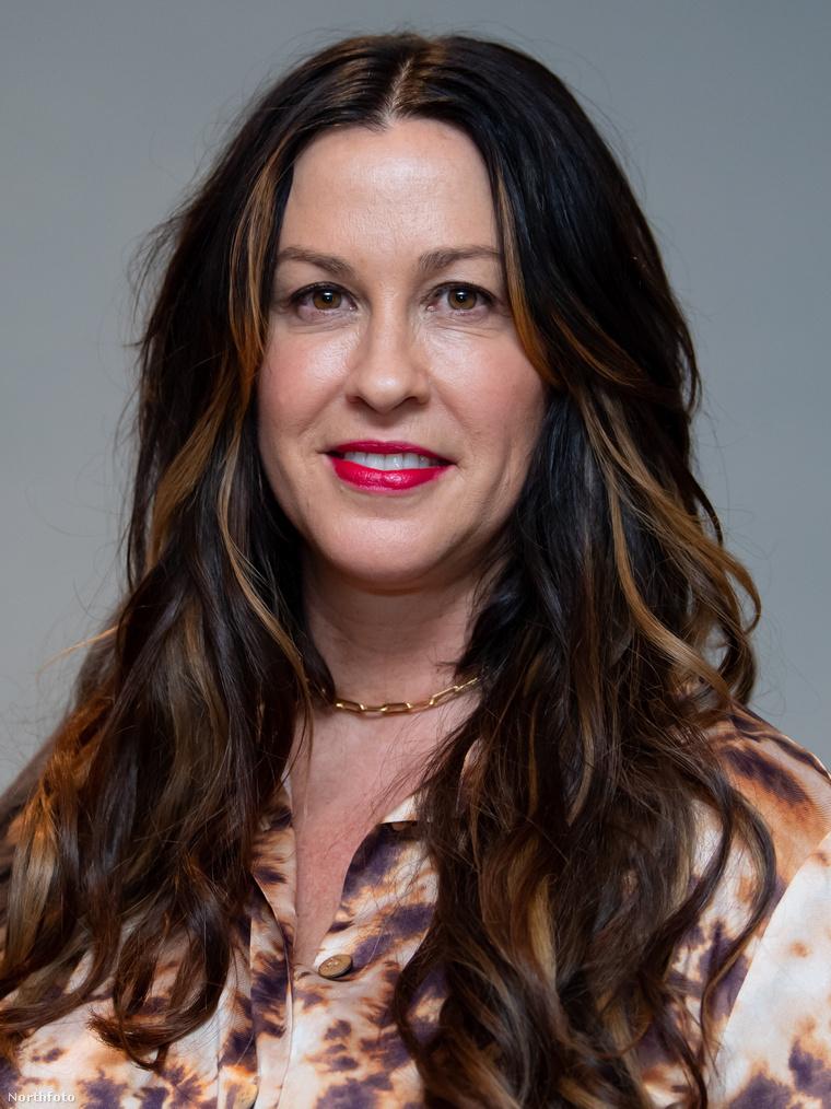 Alanis Morissette 2020-ban.