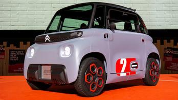 Bemutató: Citroën Ami