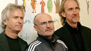 Phil Collins már nem bír dobolni, de mégis összeáll a Genesis