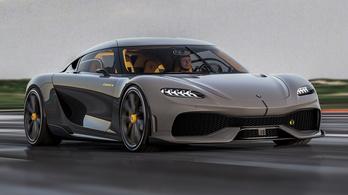 A Gemera az első négyüléses Koenigsegg