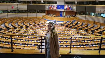 Egyszerre értem Brüsszelbe a koronavírussal és Greta Thunberggel