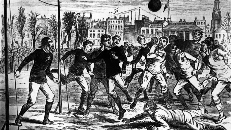 Apróhirdetéssel kaparták össze a játékosokat az első nemzetközi meccshez