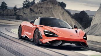 Tökéletesebb sportkocsit mutatott be a McLaren