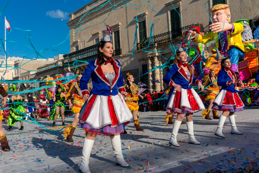 Valletta karnevál
