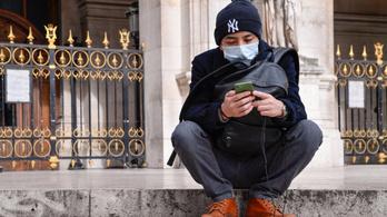 Négy büntetőeljárást folytat a rendőrség koronavírusos rémhírek miatt