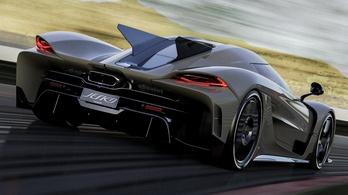 Ezt szánják a világ leggyorsabb autójának