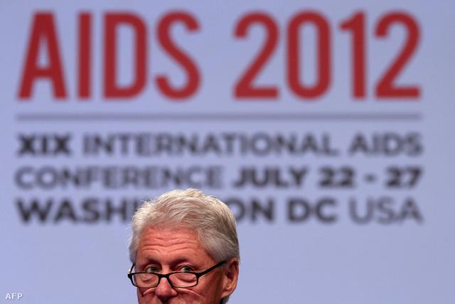 Bill Clinton a XIX. Nemzetközi AIDS Konferencián