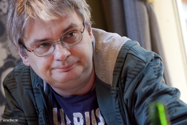 Jáksó László kreatív producer