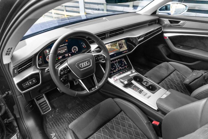 A legmodernebb Audi-beltér. Minőségi anyagok, gyors menűrendszer, könnyen tanulható funkciók