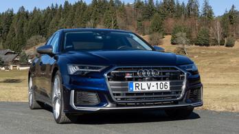 Menetpróba: Audi S6 (2020)