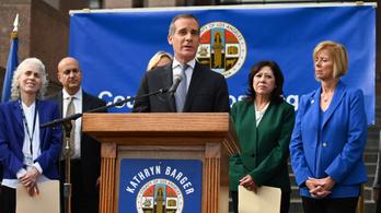 Szükségállapotot hirdettek Los Angeles megyében