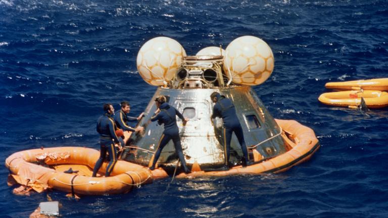 Kis híján tragédiával végződött az Apollo-program