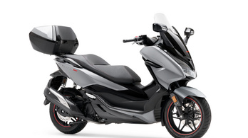 Speckó kiadás készült a Honda Forza 300-ból