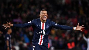 Mbappé hatalmas szólógóllal semmisítette meg a Lyont
