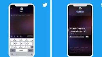 A Twitterre is megérkezik a story funkció