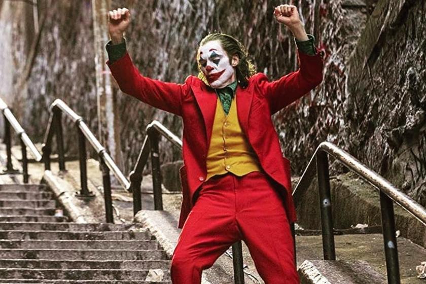 A film egyik leghíresebb jelenete, ami sok rajongót csábított a lépcsőhöz.