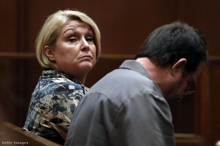 Samantha Geimer (korábban Samantha Gaily) a Los Angeles-i bíróságon 2017. június 9-én