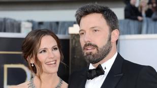 Az alkoholizmussal küzdő Ben Affleck feleségének köszönheti, hogy nem rúgták ki egyik filmjéből