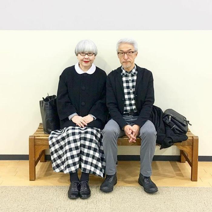 Pon és Bon Tokióban találkoztak, abban az időben Bon, a férj 20 éves, Pon pedig 19 volt. 1980 május 11-én, három évvel megismerkedésük után házasodtak össze.