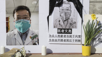 Halála után kitüntették Kínában az orvost, akit életében el akartak hallgattatni