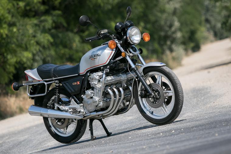 Honda CBX1000: Ráteszed a tüzet, és elolvadsz
