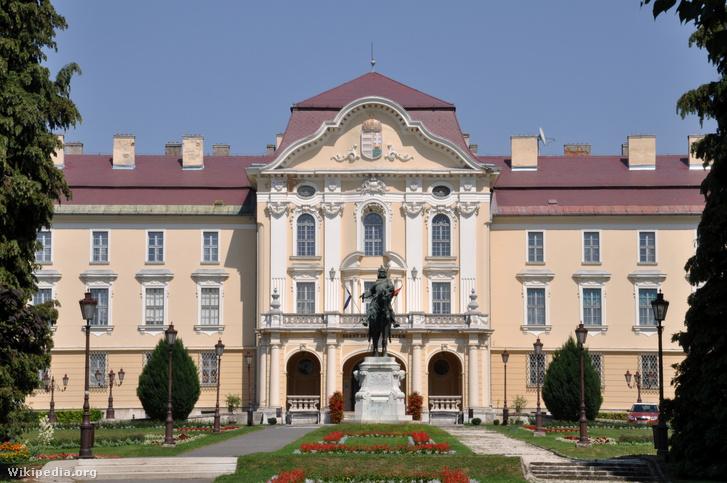 Szent István Egyetem főépülete